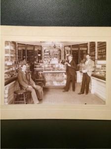 Storekeeper Vintage Photograph